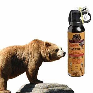 UDAP Magnum Bear Repellent Spray (260 g)