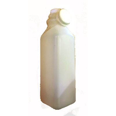 1 Liter Plastic Bottle With Lid