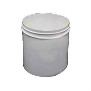 500 ml/16 oz. Single Wall Plastic Jar