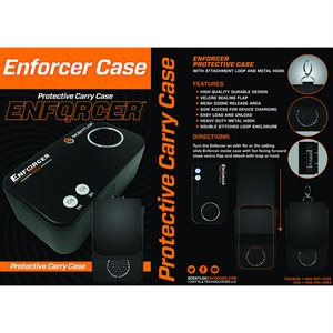 Protective Carry Case For The Enforcer