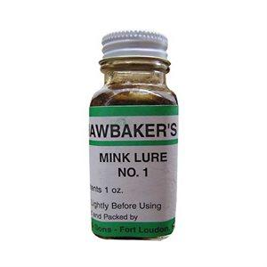 Hawbaker's Mink #1 Lure (1 oz.)