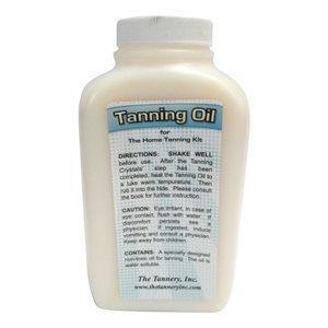 Replacement Oil for Home Tanning Kits