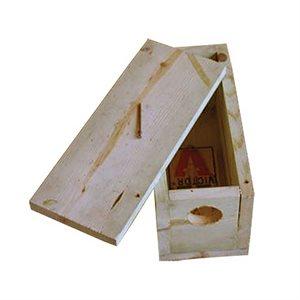 Weasel Box Includes Rat Trap