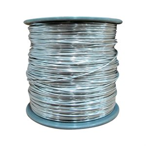 Stainless Steel Snare Wire (21 Gauge) - 500 Ft.