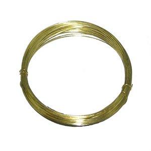 Brass Snare Wire (22 Gauge)