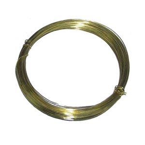 Brass Snare Wire (24 Gauge)