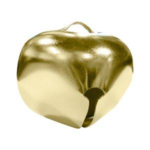 "Jingle Bells - Gold (2""), 1 Piece"