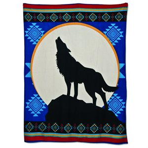 Blanket - Call of the Wolf