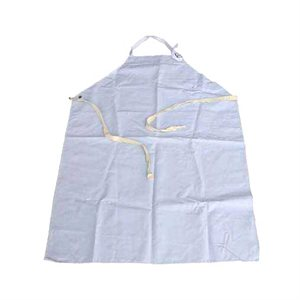 "Brute ""Belly Patch"" Neoprene Apron - White"