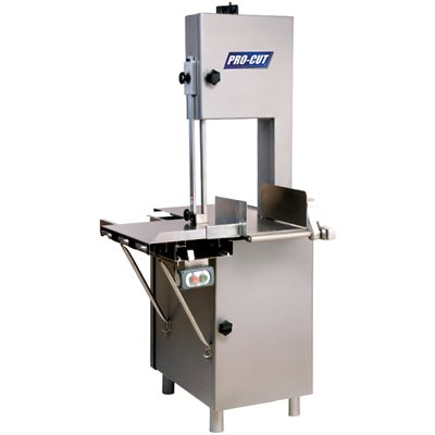 Pro-Cut Meat Cutting Band Saw - Model KS-120 High Speed Meat Band Saw