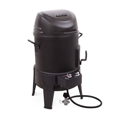 The Big Easy Smoker, Roaster and Grill