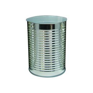 No. 2 Sanitary Food Grade Metal Can (307 x 409) Lids included