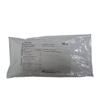 Citric Acid (455 g)