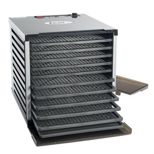 LEM Table Top Food Dehydrator (10 Tray)