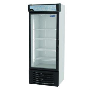 Display Freezer Single Glass Door