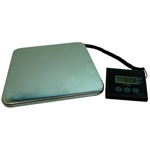 Weston Digital Scale (150 kg./330 lbs.)