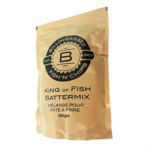 "Billingsgate ""King of Fish"" Batter Mix"