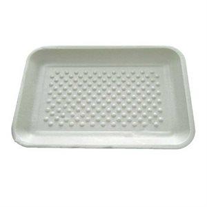 White Foam Tray - #2S