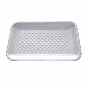 White Foam Tray - #2