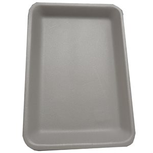 "Foam Tray 8.67 x 5.9 x .6""  (140/Pkg)"