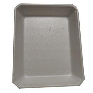 "Foam Tray 9.85 x 7.87 x 1.38""  (100/Pkg)"