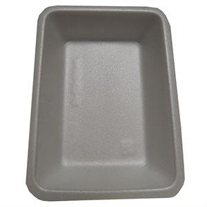 "Foam Tray 8.46 x 6.1 x 1.57""  (100/Pkg)"