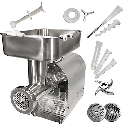 No. 22 Electric Meat Grinder (1 HP)