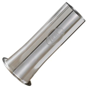 "Stainless Steel Grinder Tube (#22), 2"" Wide"