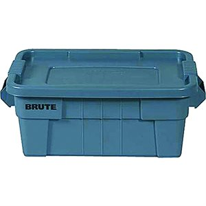 Heavy Duty 14 Gallon Brute Tote With Lid