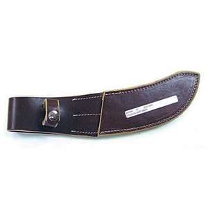 "Leather Sheath For 5"" Curved Skinning Knives"