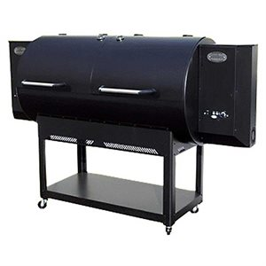 Louisiana Grills Country Smoker - Super Hog