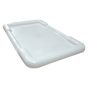 White Lid For Meat Lug