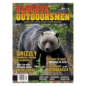 Alberta Outdoorsman Magazine