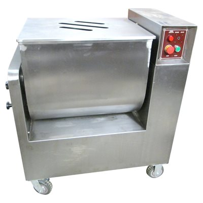 220 lb./ 100 kg Stainless Steel Commercial Electric Meat Mixer