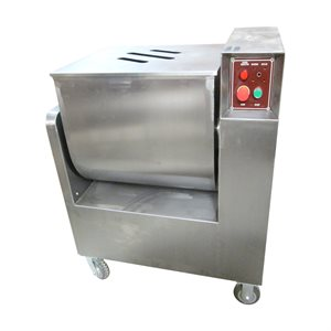 77 lb./ 35 kg Stainless Steel Electric Meat Mixer