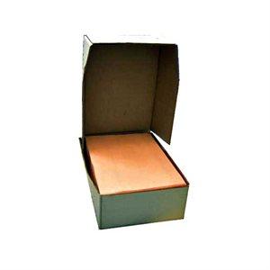 Pre-Cut Freezer Paper - Peach Paper