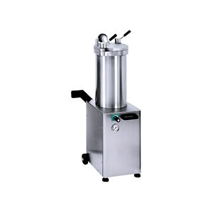 Stainless Steel Hydraulic Sausage Stuffer - Model #H26P