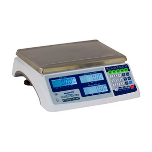 Integrator C15 Retail Pricing Computing Scale (15 Kg Capacity)