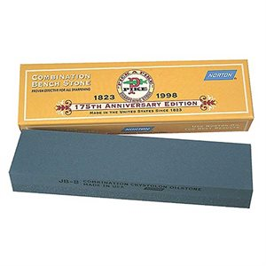 India Fine/Coarse Combination Sharpening Stone