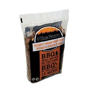 True North Smokin' Wood Chips - Mesquite (900 g)