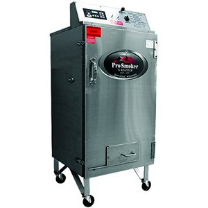 Pro Smoker 'N Roaster Smokehouse - Model #100H