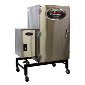 Pro Smoker 'N Roaster BBQ (uses Wood pellets)