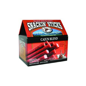 Hi Mountain Snackin' Sticks Kits - Cajun Blend