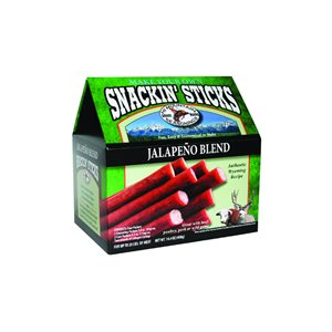 Hi Mountain Snackin' Sticks Kits - Jalapeno