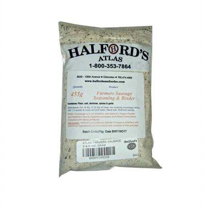 Atlas Fresh & Smoked Sausage Seasoning - Farmers