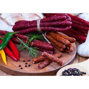 Atlas Fresh & Smoked Sausage Seasoning - Homicide Pepperoni (Bulk)