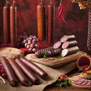 Atlas Fresh & Smoked Sausage Seasoning - Globes Beef (Bulk)