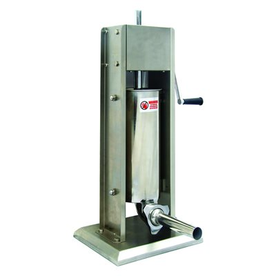 Vertical Stainless Steel Sausage Stuffer - Model: SV-5
