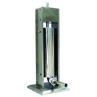 Vertical Stainless Steel Sausage Stuffer - Model: SV-7