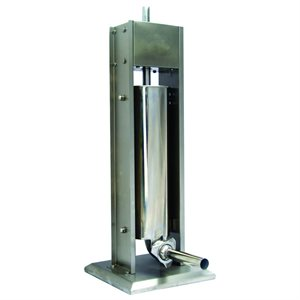 Vertical Stainless Steel Sausage Stuffer - Model: SV-7